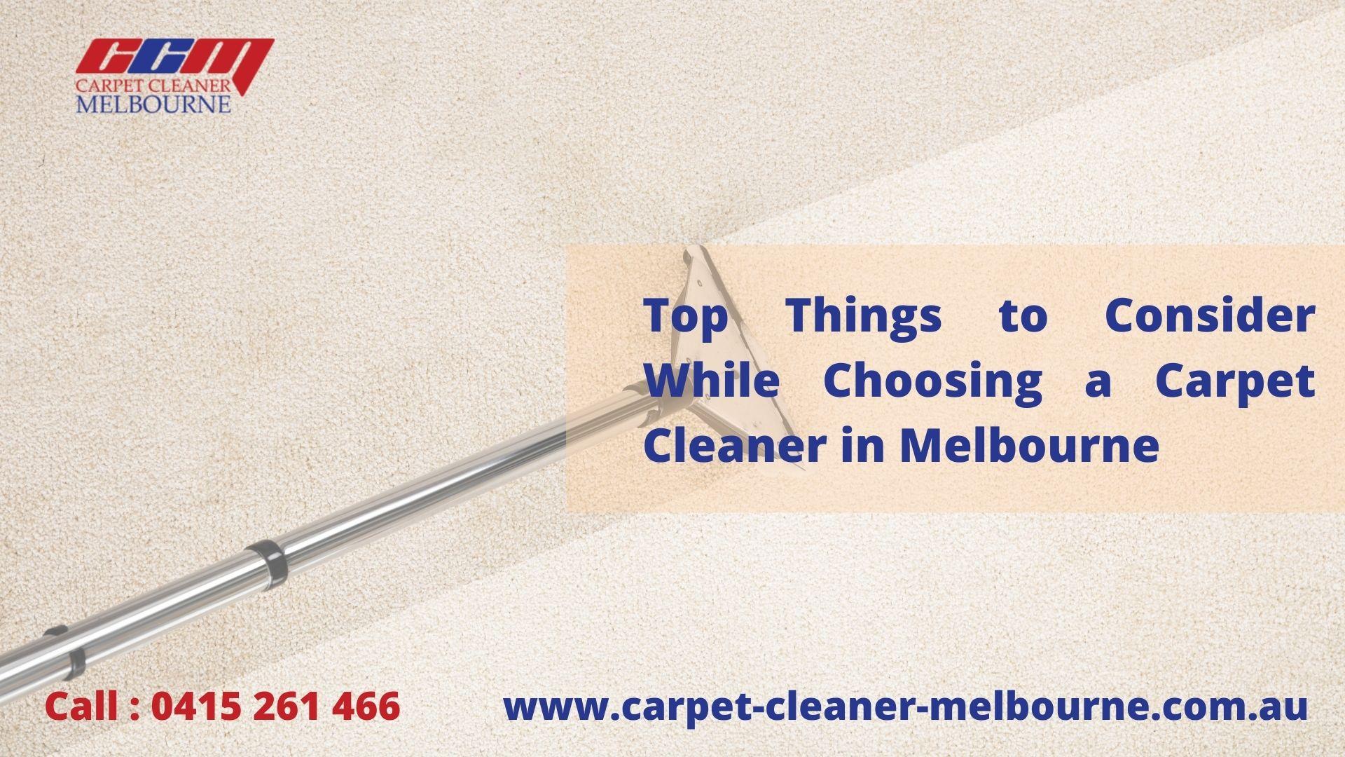 cheap carpet cleaning Melbourne
